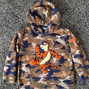 Camo tigger hoodie